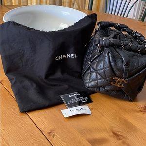 Chanel small tote